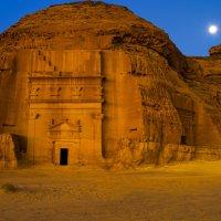 Al - Hijr (Mada'In Saleh):Historical Places Of Saudi Arabia