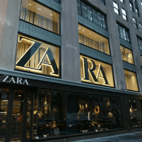 Zara Owner To Charge For Paper Bags In Spanish Stores In Push For Reuse