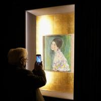 After Years Of 'Hiding', Klimt Work Is A Star In Rome Show