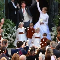 All The Details On Alexandre Arnault And Geraldine Guyot's Wedding In Venice