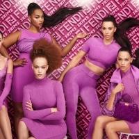 Kim Kardashian West Collaborates With Luxury Label Fendi