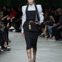 Bella Hadid Fronts Latest Versace Campaign