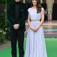 Prince William And Kate Recycle Outfits To Highlight Climate Impact On Fashion